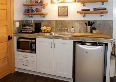 NE Portland Airbnb Basement Remodel