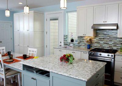 SW Portland Hi-Tech Kitchen Remodel