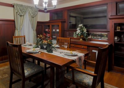NW Portland Historical Dining Room Restoration