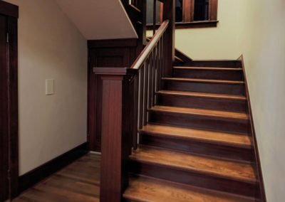Staircase Restoration in Northwest Portland