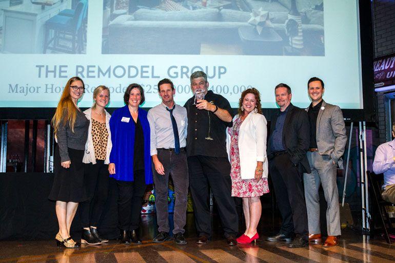 Oregon Home Awards THE Remodel Group Best Major Home Remodel