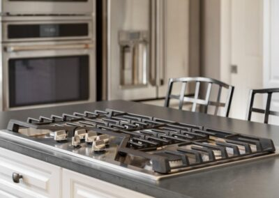 Tigard Kitchen Cooktop
